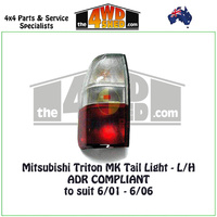 Triton MK Tail Light - L/H