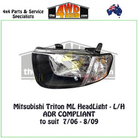 Triton ML HeadLight - L/H