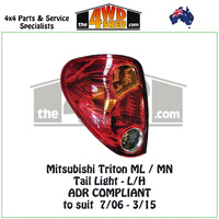 Triton ML MN Tail Light - L/H