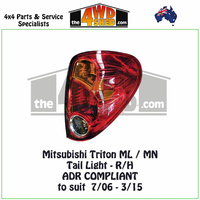 Triton ML MN Tail Light - R/H