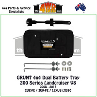 200 Series Landcruiser V8 Petrol - Larger Replacement Battery Tray