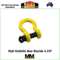 Bow Shackle 19 x 22MM - 4.7T
