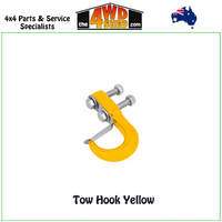 Tow Hook - Yellow