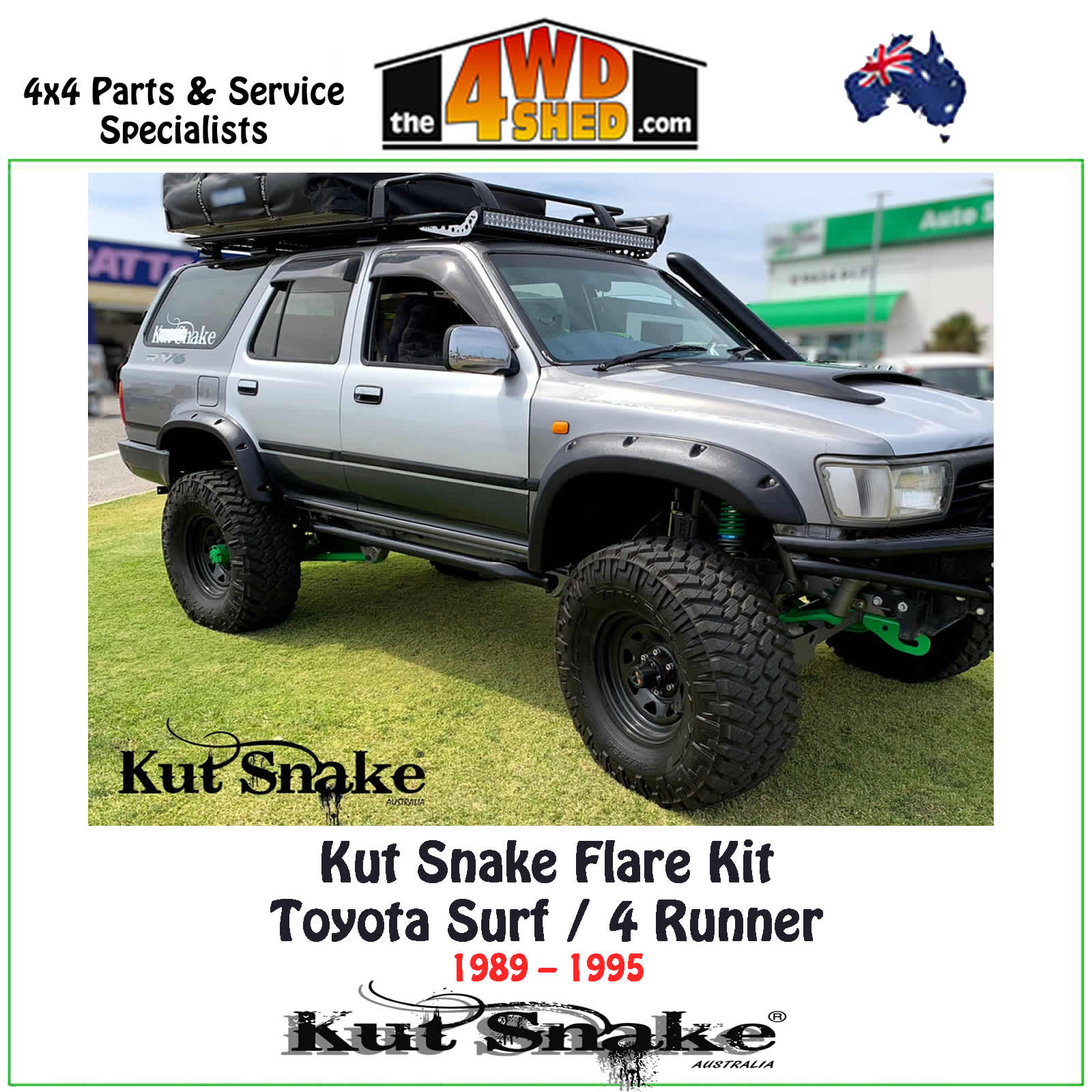 Toyota Hilux Surf Steering Hub Arm Track Rod End Ends Ln130 Kzn130 4x4 Tie Rods Linkages Ends Vehicle Parts Accessories