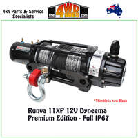 Runva 11XP 12V Premium Edition Dyneema Rope - Full IP67