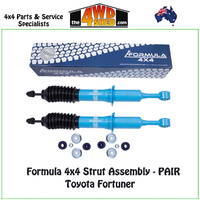 Formula 4x4 Strut Assembly PAIR Toyota Fortuner