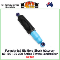 Big Bore Shock Absorber 80 100 105 200 Series Toyota Landcruiser - Rear