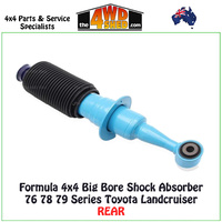 Big Bore Shock Absorber 76 78 79 Series Toyota Landcruiser - Rear