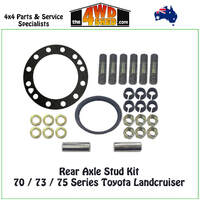 Rear Axle Stud Kit 70 / 73 / 75 Series Toyota Landcruiser