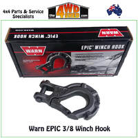 Warn Epic 3/8 Winch Hook