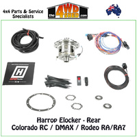 ELocker Kit Holden Colorado RC Rodeo RA Dmax MuX Rear