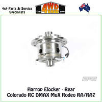 ELocker Holden Colorado RC Rodeo RA Dmax MuX Rear