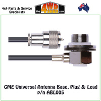 GME Lead & Plug Assembly suits AE409L Fold Down Antenna