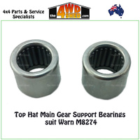 Top Hat Main Gear Support Bearings suit Warn M8274