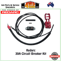 Redarc 30A Circuit Breaker Kit