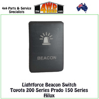 Lightforce Beacon Switch Toyota 200 Series Prado 150 Series Hilux