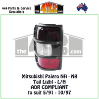 Pajero NH - NK Tail Light - L/H