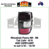 Pajero NH - NK Tail Light - R/H