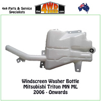 Windscreen Washer Bottle Mitsubishi Triton MN ML 2006-On