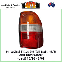 Triton MK Tail Light - R/H