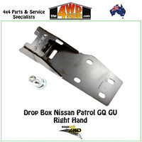 Drop Box Nissan Patrol GQ GU - Right Hand