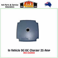 In Vehicle Intervolt Dual Battery System DC-DC Charger 25 Amp