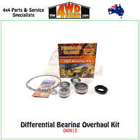 Differential Bearing Kit Nissan Patrol GQ GU H233b Front or Rear - DKN13
