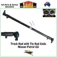 Track Rod with Tie Rod Ends - Nissan Patrol GU
