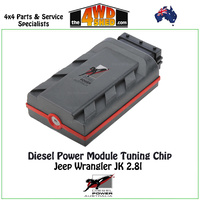 Jeep Wrangler JK 2.8l 4x4 Diesel Power Module Tuning Chip
