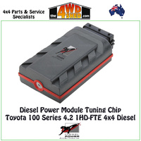 100 Series 4.2 1HD-FTE 4x4 Diesel Power Module Tuning Chip