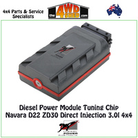 Navara D22 ZD30 Direct Injection 3.0l 4x4 Diesel Power Module Tuning Chip