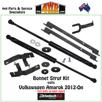 Bonnet Strut Kit Volkswagen Amarok 2012-On