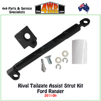 Rival Tailgate Assist Kit Ford Ranger 2011-On