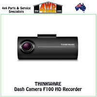 THINKWARE Dash Camera F100 HD Recorder