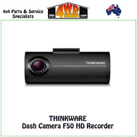 THINKWARE Dash Camera F50 HD Recorder