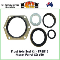 Nissan Patrol GQ Y60 Front Axle Seal Kit