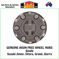 AISIN Free Wheel Hubs Suzuki Jimny Vitara Sierra Single Hub