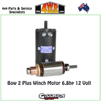 Bow 2 PLUS Winch Motor 8hp 12V
