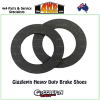 Gigglepin Heavy Duty Brake Shoes
