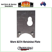 Gigglepin Retaining Plate