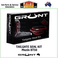 Tailgate Seal Kit - Mazda BT50 2012 - Onwards