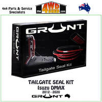 Tailgate Seal Kit - Isuzu DMAX 2012 - Onwards