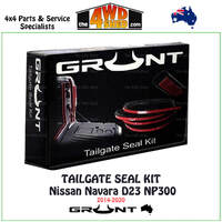 Tailgate Seal Kit - Nissan Navara D23 NP300 2014 - Onwards