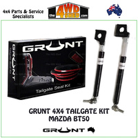 Grunt 4x4 Mazda BT50 Tailgate Kit - Easy Up & Slow Down Struts + Seal Kit