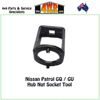 Hub Socket Tool - GU Nissan Patrol GQ Late Model