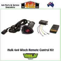 Hulk 4x4 Winch Remote Control Kit
