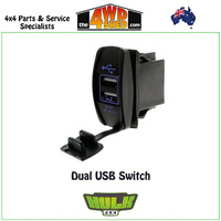 Dual USB Switch