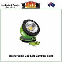 Rechargeable Cob LED Camping Light