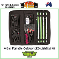 4 Bar Portable Outdoor LED Lighting Kit