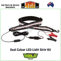 Dual Colour LED Light Strip Kit